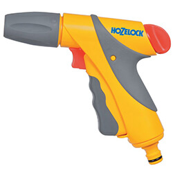 Small Image of Hozelock Jet Spray Plus Gun With Waterstop Connector - 2682