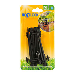 Extra image of Hozelock Micro Irrigation Stake Adjustable Dripper - 2788