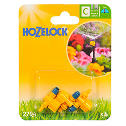 Extra image of Hozelock 180 Degree Adjustable Microjet - 2794