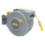 Hozelock Limited Edition Auto Reel 25m Grey & Yellow