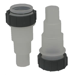 Small Image of Hozelock Spare UVC Stepped Hosetails - 1537