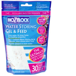 Small Image of Water Storing Gel and Feed Mix- 250ml