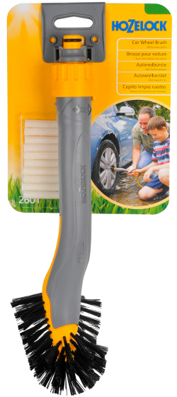 Image of Hozelock Car Wheel Brush - 2601