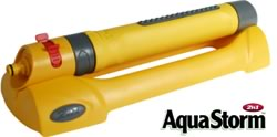 Image of Hozelock AquaStorm 2'n1 Sprinkler - 2976