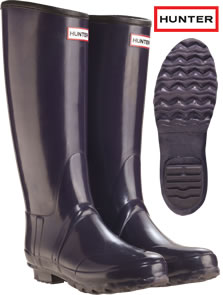 Hunter Boots - Regent Neoprene :  rainy weather wellies shoes boots