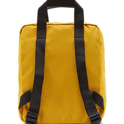 Extra image of Hunter Original Kids First Backpack in Yellow