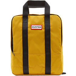 Small Image of Hunter Original Kids First Backpack in Yellow