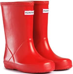 Kids First Hunter Wellies - Red