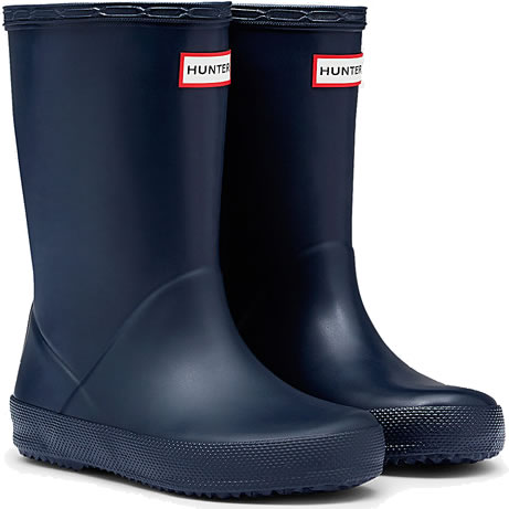 f790c6d1312 Kids First Hunter Wellies - Navy