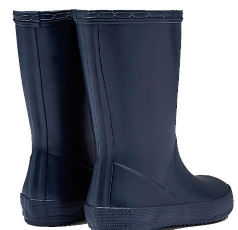 Kids First Hunter Wellies - Navy - £24.99   Garden4Less UK Shop