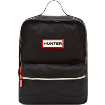 Image of Hunter Original Kids Backpack in Black