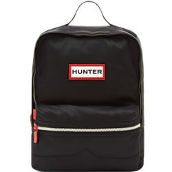 Small Image of Hunter Original Kids Backpack in Black