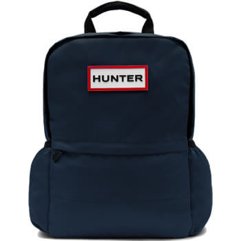 Image of Hunter Original Nylon Backpack in Navy
