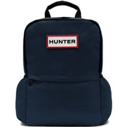 Small Image of Hunter Original Nylon Backpack in Navy
