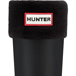 Small Image of Kids Hunter Welly Socks - Black