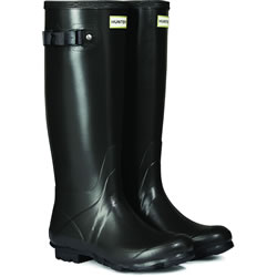 Small Image of Womens Hunter Norris Field Neoprene Wellington Boots - Slate UK 5