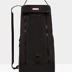 Small Image of Hunter Original Tall Boot Bag in Black