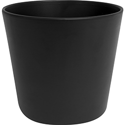 Extra image of Ivyline 440 Series 13cm Indoor Plant Pot in Matte Graphite