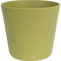 Extra image of Ivyline 440 Series 13cm Indoor Plant Pot in Matt Green