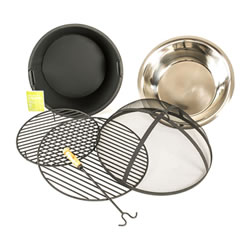 Small Image of Pre 2019 - Jamie Oliver Firepit / Grilling Accessory Pack