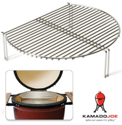 Image of Kamado Joe Stainless Steel Grill Expander