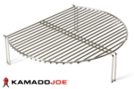 Small Image of Kamado Joe Stainless Steel Grill Expander