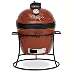 Small Image of Kamado Joe Junior Red