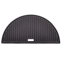 Small Image of Kamado Joe - Classic Joe Half Moon Cast Iron Reversible Griddle