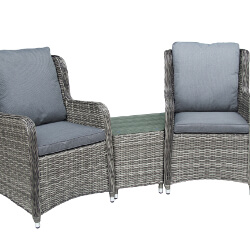 Small Image of Seville Companion 2 Seater Furniture Set by Katie Blake
