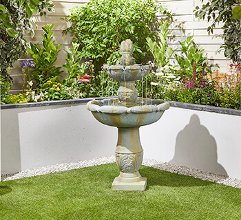 Image of Classical Springs Easy Fountain Garden Water Feature