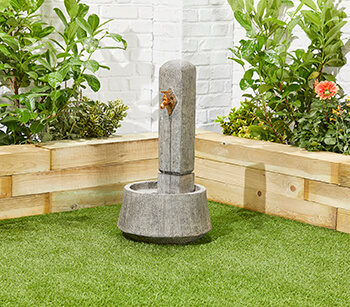 Image of Country Tap Easy Fountain Garden Water Feature