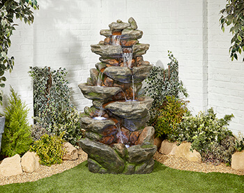 Image of Lugano Easy Fountain Garden Water Feature