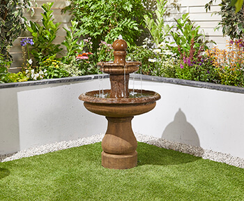 Image of Simplicity Easy Fountain Garden Water Feature