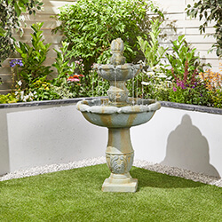 Small Image of Classical Springs Easy Fountain Garden Water Feature