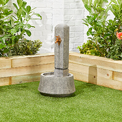 Small Image of Country Tap Easy Fountain Garden Water Feature
