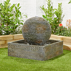 Small Image of Dark Planet Easy Fountain Garden Water Feature