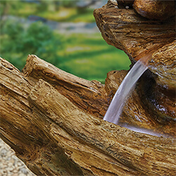 Extra image of Kelkay Natural Collection Nootka Springs Water Feature