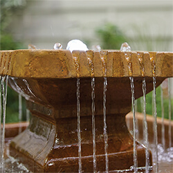Extra image of Kelkay Impressions Solstice Fountain with LEDs