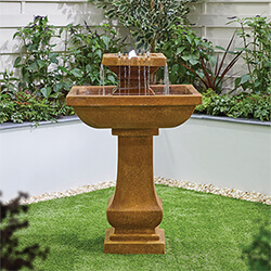 Small Image of Kelkay Impressions Solstice Fountain with LEDs