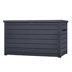 Extra image of Keter Ontario XXL Deck Storage Box - Anthracite