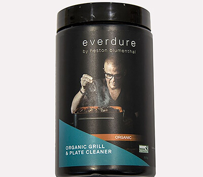 Image of Everdure Organic BBQ Grill and Plate Cleaning Powder