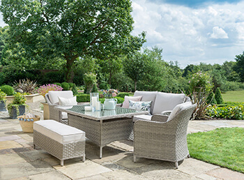 Image of Kettler Charlbury Sofa Set