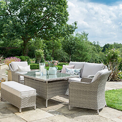 Small Image of Kettler Charlbury Sofa Set