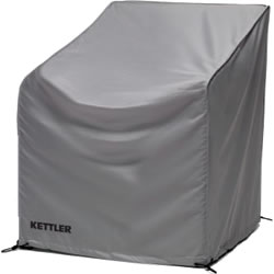 Small Image of Kettler Charlbury Chair Protective Cover