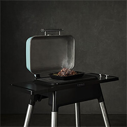 Extra image of Everdure Force Gas BBQ in Mint