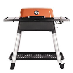 Extra image of Everdure Force Gas BBQ in Orange