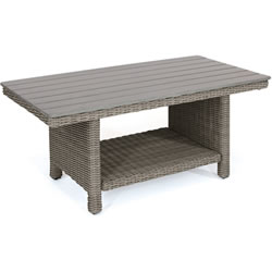 Small Image of Kettler Palma Coffee Table in Rattan