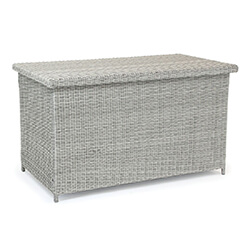 Small Image of Kettler Palma Storage Box - White Wash