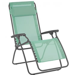 Small Image of Lafuma R Clip Recliner in Batyline Menthol - LFM4020