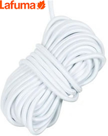Image of Lafuma Sunbed Lacing Cords in White - LFM2405